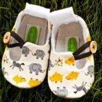 Safari Modern Baby Loafers - ONLY TWO LEFT!