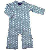 Blue Stars Baby Boy One Piece Outfit