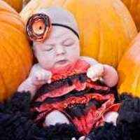 Halloween Baby and Girl's Headband