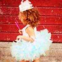 Cotton Candy Tulle Baby Girl Boutique Petti Tutu (American Made)