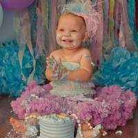 Lavender Chiffon Baby Girl Boutique Pettiskirt