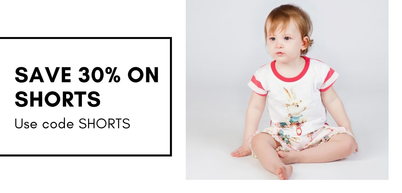 Save on girls boutique shorts