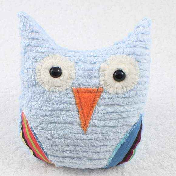 Oliver Owl Stuffed Animal Toy (American Made)