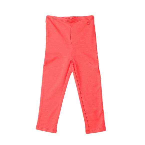 Bright Pink Modal Baby and Girls Leggings