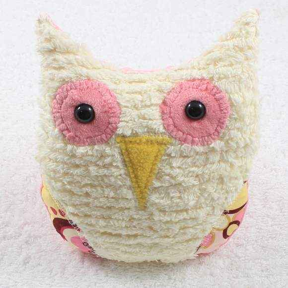 Cindy Owl Stuffed Doll Toy (American Made)