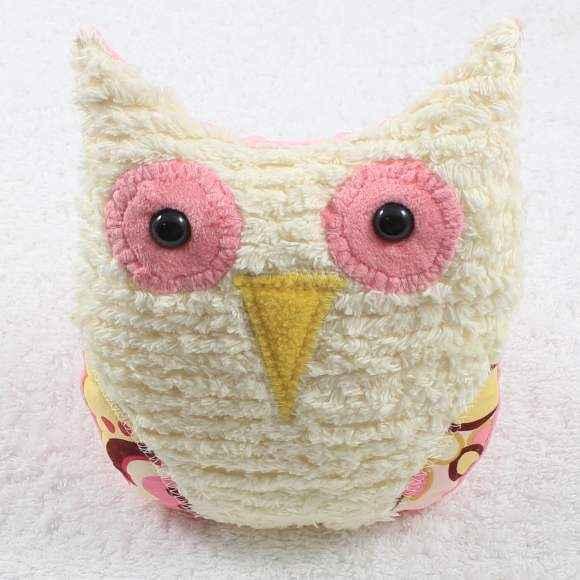 Cindy Owl Stuffed Doll Toy (American Made)