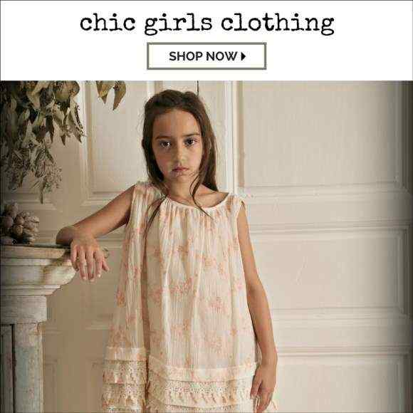 Chic Unique Girls Boutique Apparel Clothing