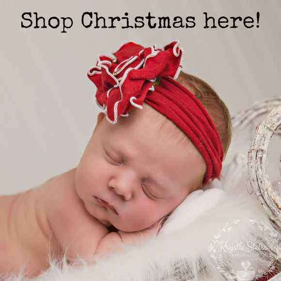 Shop Christmas Outfits and Gifts for Children!