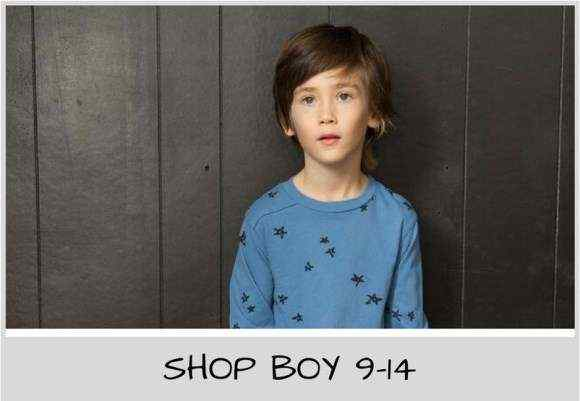 Cool Trendy Older Boys Boutique Shirts Clothing