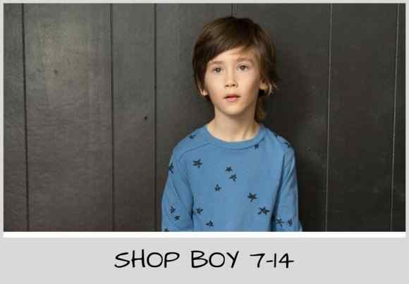 Older Boys Boutique Clothing