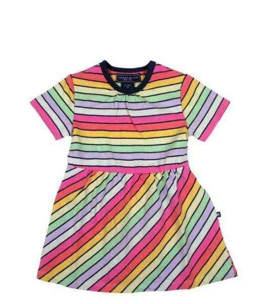 Colette Short Sleeve Baby & Toddler Girls Dress & Bloomer 2 Piece Outfit Set