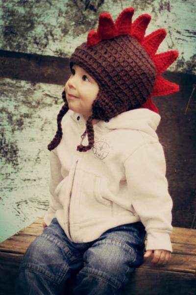Baby Hats  Sale on Dinosaur Infant Boy Child Hat