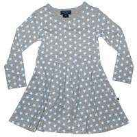 Blue Star Long Sleeve Big Girls Dress - ONLY ONE LEFT!