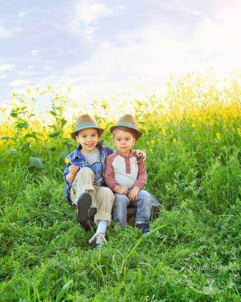 Fedora Baby & Little Boys Hat