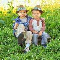 Fedora Hat for Infants, Toddlers and Boys