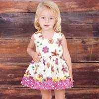 Verbena Dress Bloomer Romper