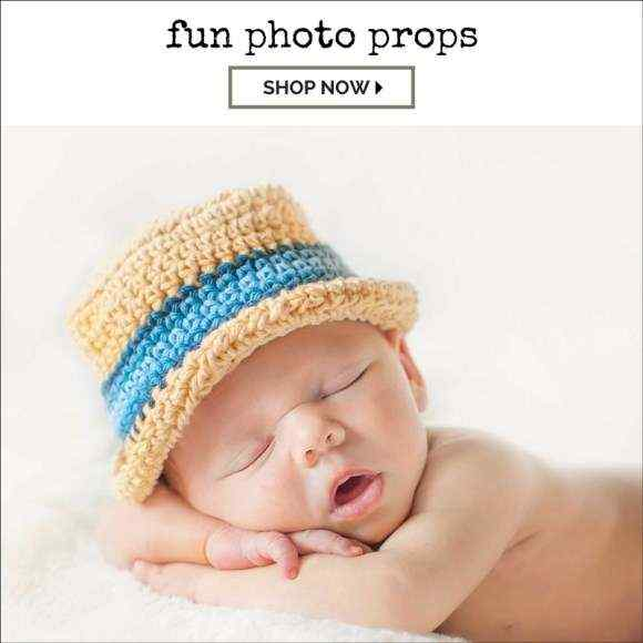 Fun Unique Professional Photography Props for Newborns Babies Kids