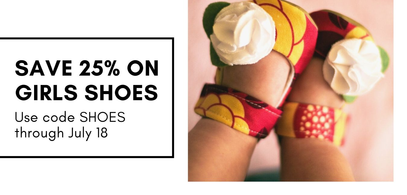 Save on girls shoes