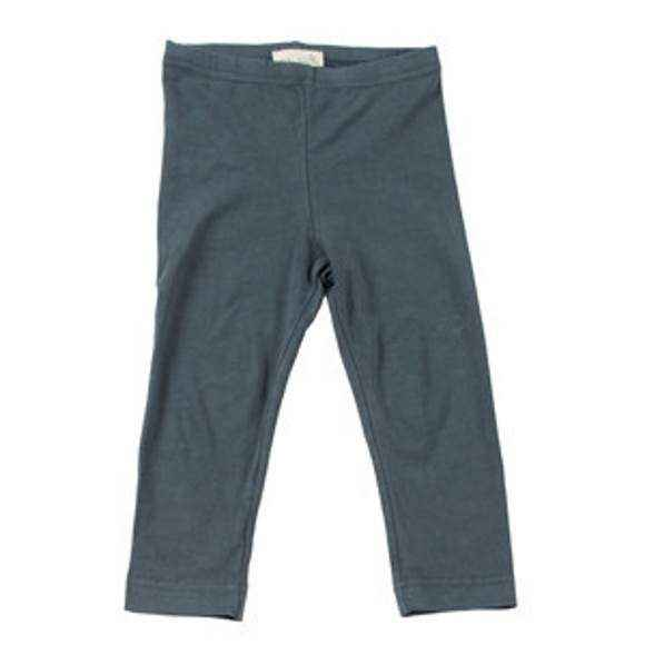 Ink Gray Lena Toddler Girls Leggings