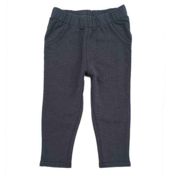 Gray Emme Baby & Toddler Girls Pants