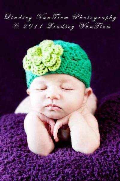 Karen Baby Girl Flower Hat