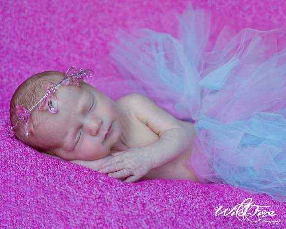 Birthday Tulle Baby Girl Boutique Tutu (American Made)