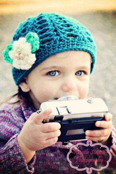 Linnie Belle Baby Girl Hat
