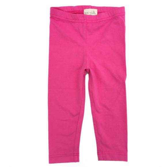 Pink Lena Baby Girl Leggings