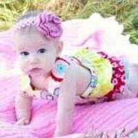 Pana Cotta Sleeveless Baby Girl Romper - ONLY ONE LEFT!