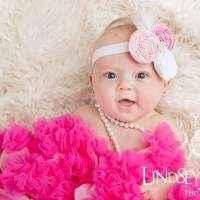 Pink and Raspberry Chiffon Baby Girl Boutique Pettiskirt