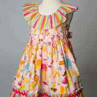 Antique Toy Shop Dress