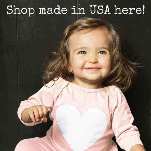 Shop Made in USA Children's Clothing and Gifts!
