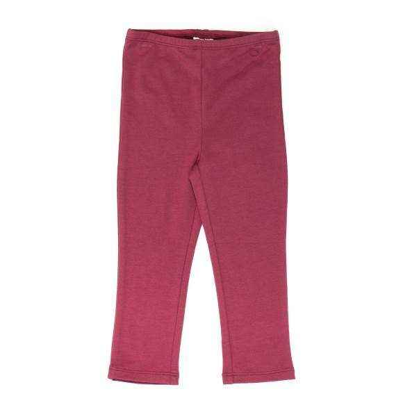 Wine Modal Baby Girl Leggings