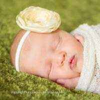 Mia Neutral Boutique Baby and Girl Headband