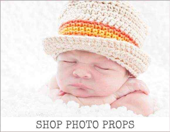 Newborn Baby Infant Kids Fun Professional Photography Props