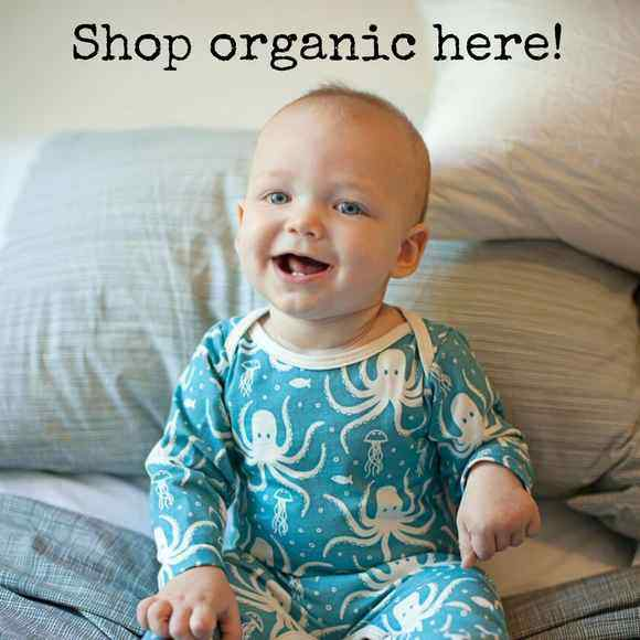 Shop Organic Cotton Baby and Childrens Clothing!