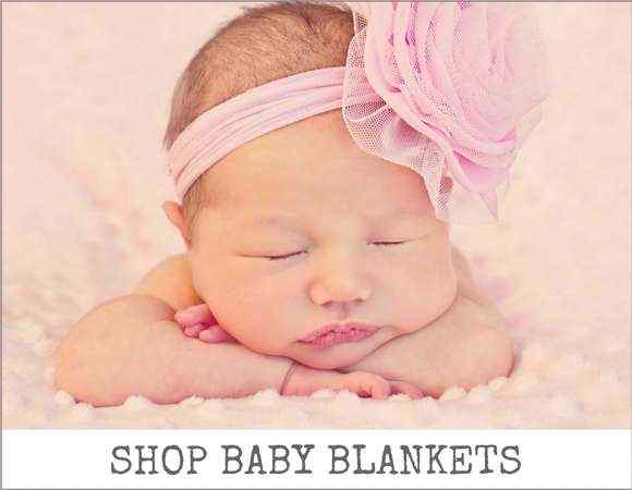 Newborn Girl Boy Ultra Soft Baby Blankets