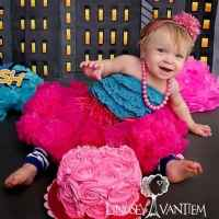 Raspberry Chiffon Girls Boutique Pettiskirt