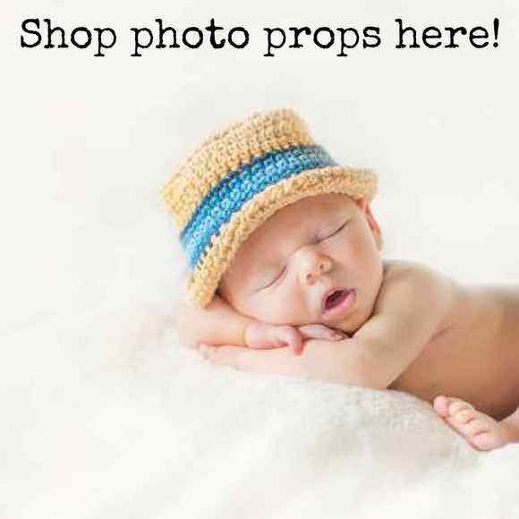Shop Newborn, Baby and Kids Photo Props!