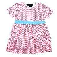 Pink Party Dress with Bloomers