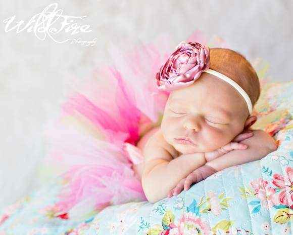 Princess in Pink Tulle Baby Girl Boutique Tutu (American Made)