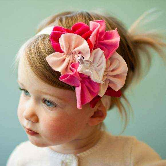 Sweet As Sugar Girls Headband (American Made)