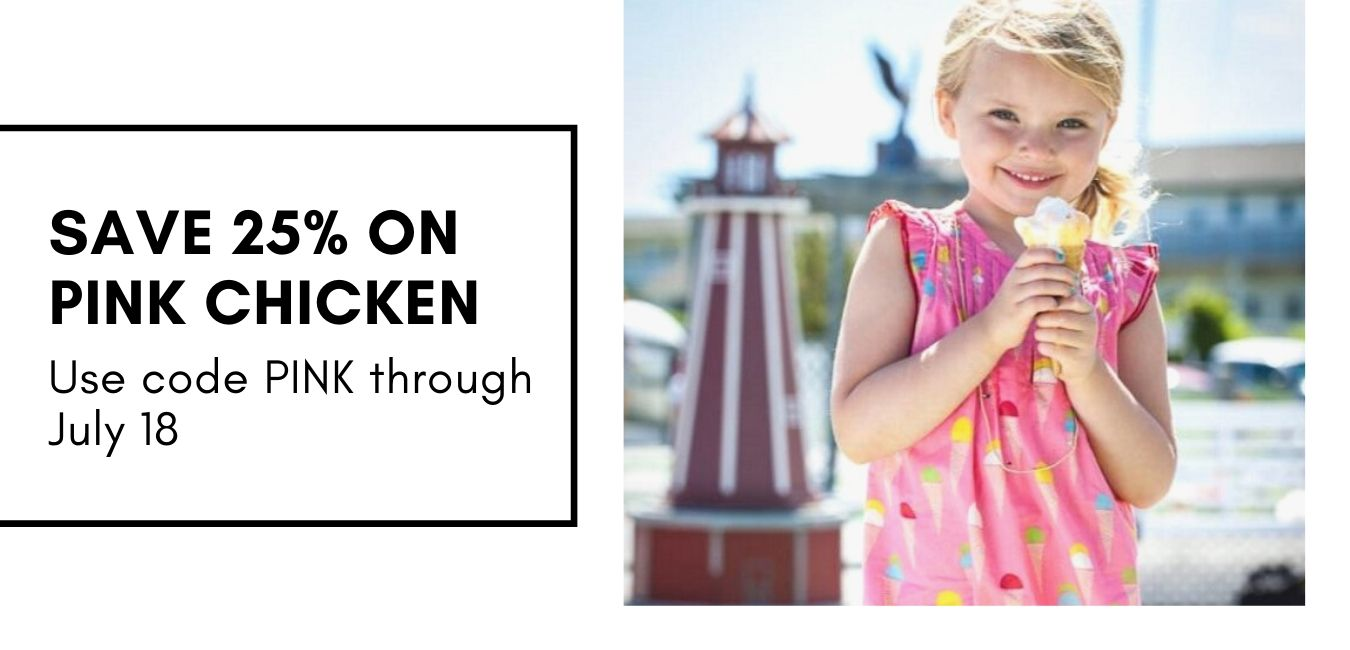 Save on Pink Chicken clothing