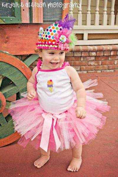 Perfectly Pink Tulle Girls Boutique Tutu (American Made)