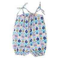 Annabelle Voile Romper - ONLY THREE LEFT!