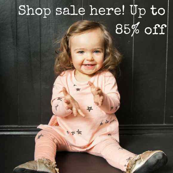 Shop the Baby and Children's Clothing and Gift Sale Here!
