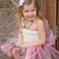 Frosted Cupcake Tulle Girls Boutique Tutu (American Made)