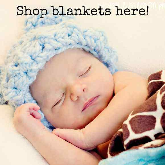 Shop Ultra Soft Baby Blankets!