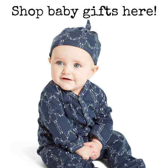 Shop Unique Baby Gifts!