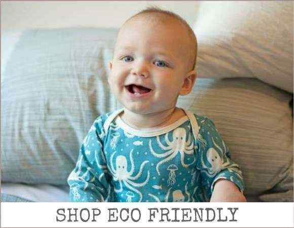 Organic Cotton and Bamboo Children's Clothing